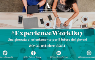 Experience Work Day 2021